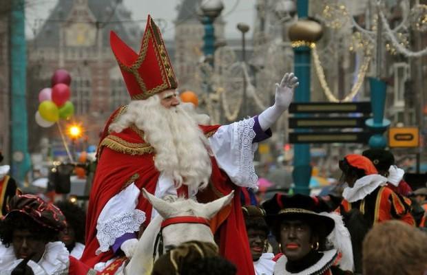 Sinterklaasavond The Netherlands