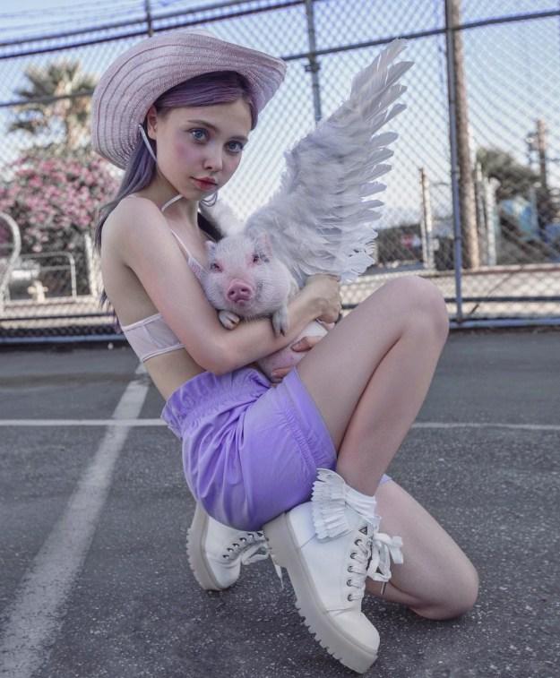 «Little Big» | Елена Шейдлина – богемная королева Instagram из Санкт-Петербурга | Brain Berries