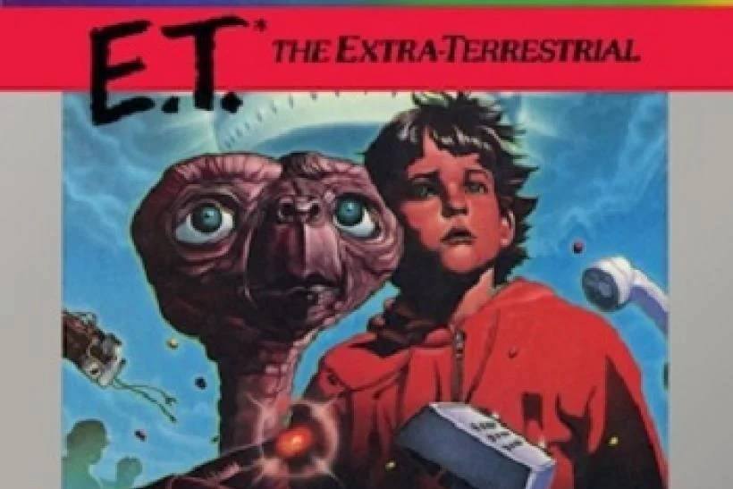 et the extra terrestrial video game
