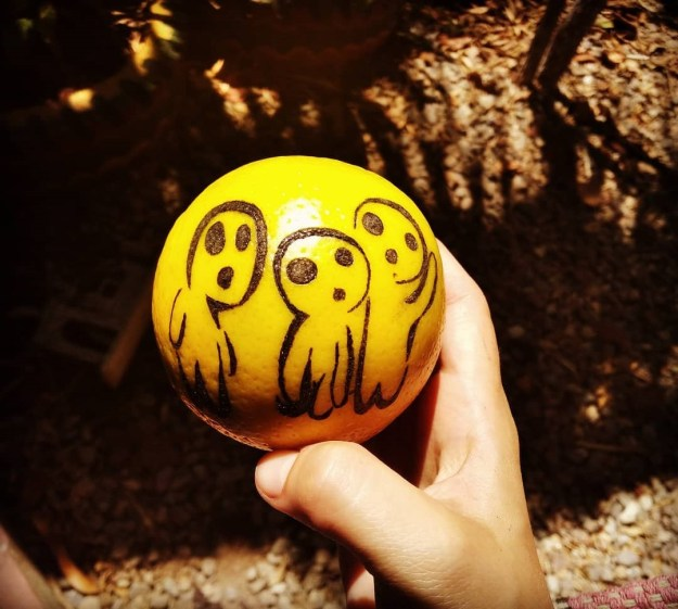 #7   Is Inking Oranges a New Tattoo Art Trend?   Brain Berries
