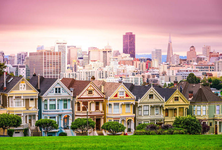 4.San Francisco, California | Top 10 Spring Holiday Destinations In US For 2020 | Brain Berries