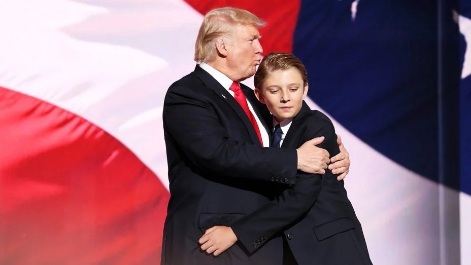 7. He uses expensive moisturizers | 10 Curious Little-Known Facts About Barron Trump | Brain Berries