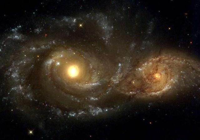 صراع الجبابرة |  ستصطدم درب التبانة مع مجرة مجاورة ، وهذا أمر لا مفر منه |  زيسترادار