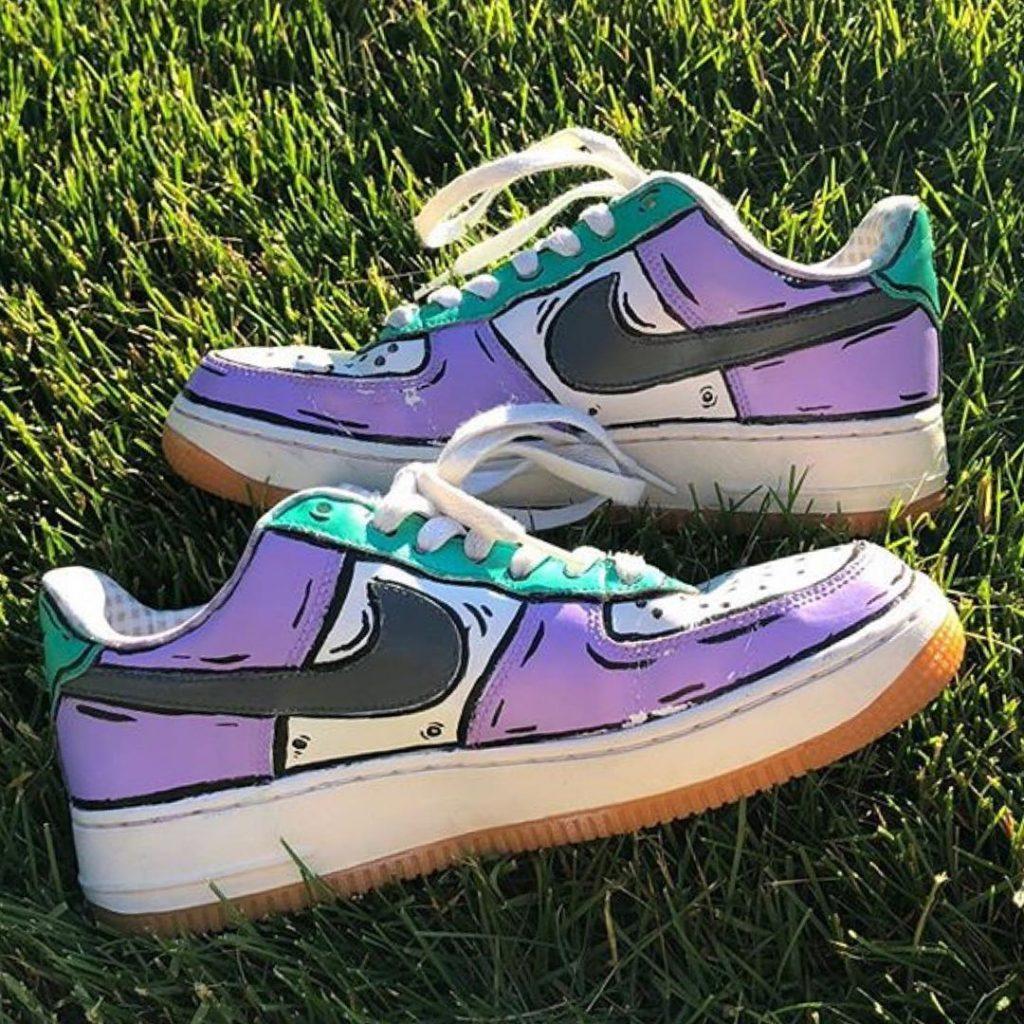 The Coolest Custom Sneakers You've Ever Seen! #4 | Brain Berries