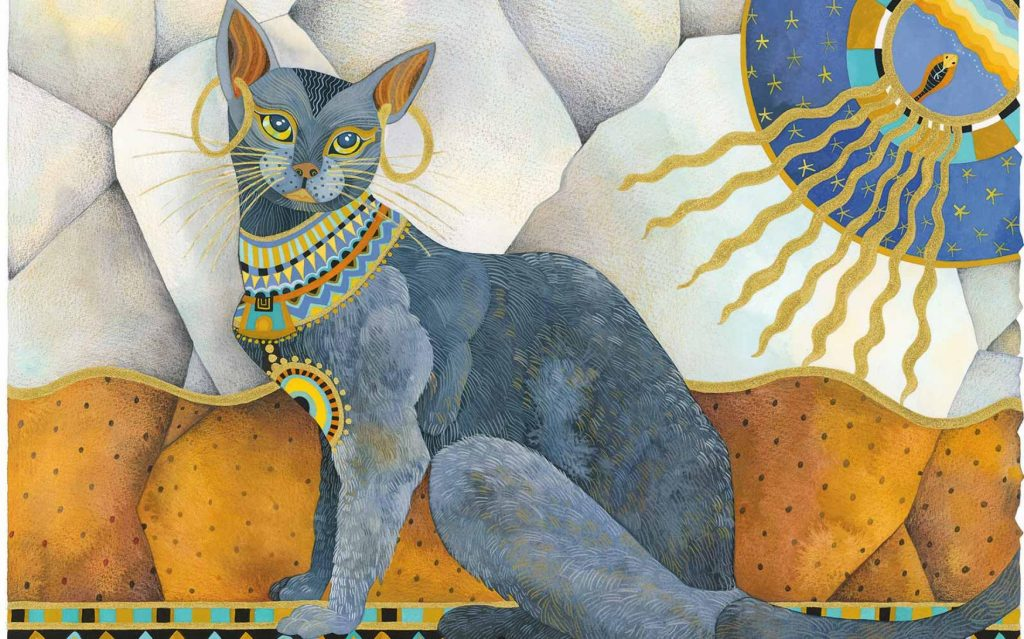 Cat (Egypt) | 7 Sacred Animals from Around the World | Zestradar