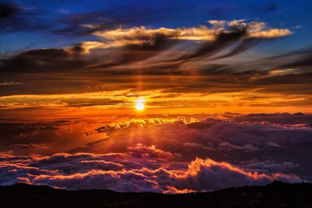 هاليكالا (هاواي) | 10 من أفضل أماكن غروب الشمس في العالم | زيسترادار