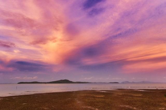 كوه لانتا (تايلاند) | 10 من أفضل أماكن غروب الشمس في العالم | زيسترادار