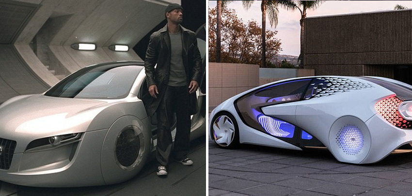 Self-Driving Cars | 10 Fictional Scientific Inventions That Went From Screen to Real Life | Zestradar