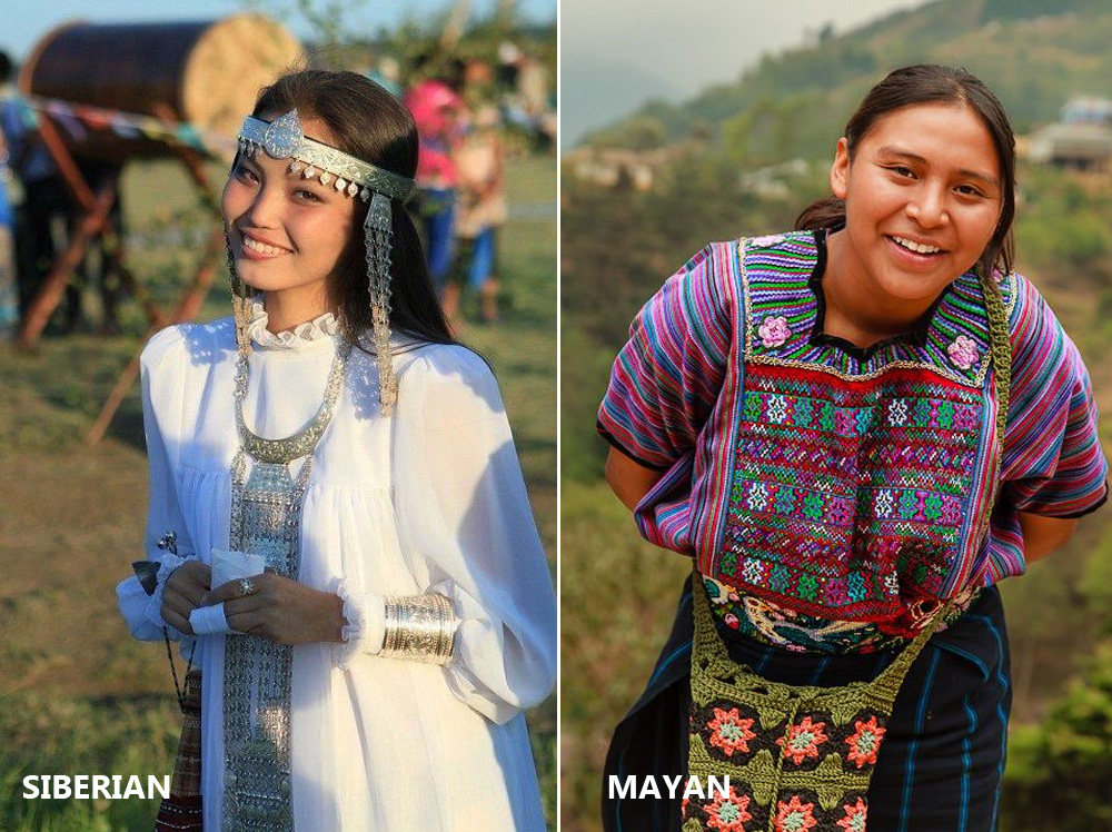 Siberia | 10 Mind-Boggling Facts About the Maya People No One Talks About | Zestradar