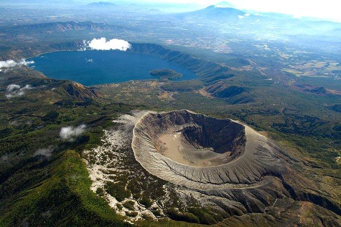 Coatepeque Caldera |  8 vullkane potencialisht të rrezikshëm që mund të përshkruajnë katastrofë |  Zestradar