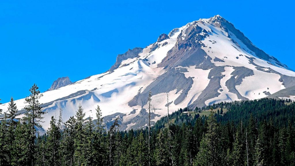 Mount Hood |  8 vullkane potencialisht të rrezikshëm që mund të përshkruajnë katastrofë |  Zestradar