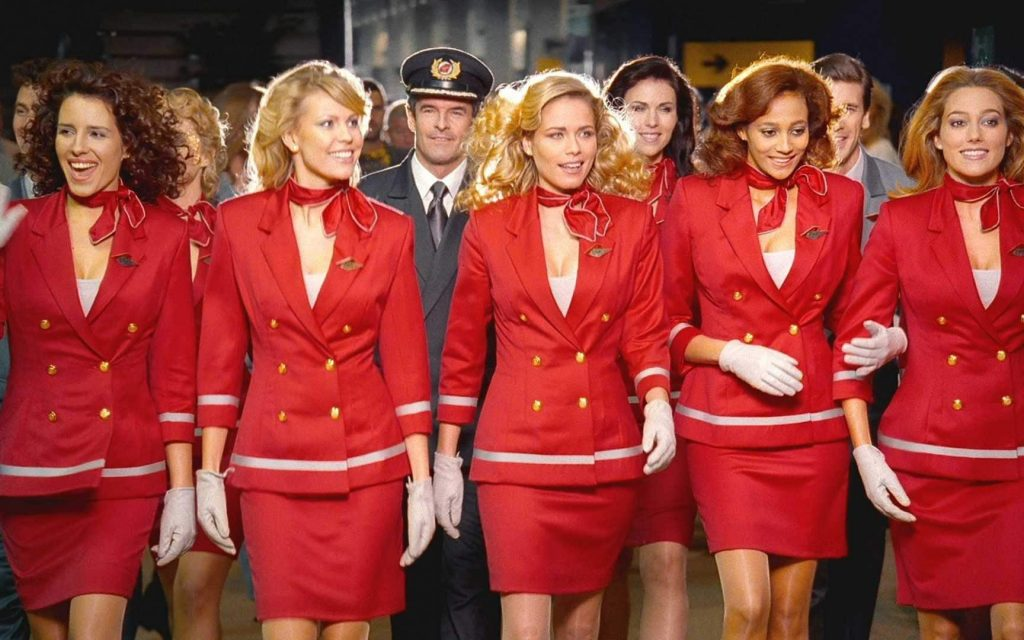 airlines with the most attractive flight attendants 4