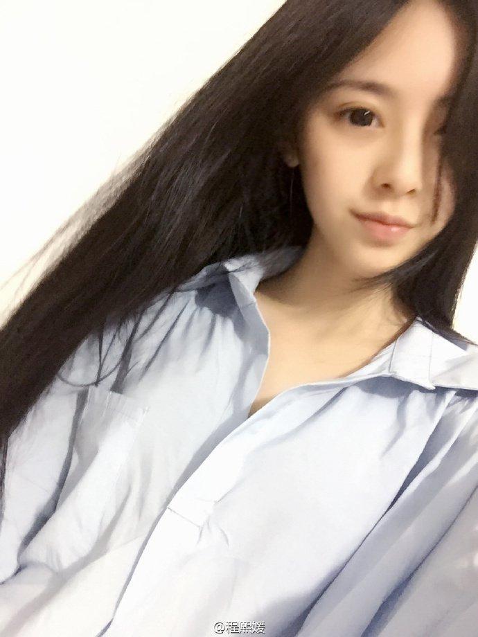 程熙媛 - 廈門大學校花無暇素顏氣質破表完爆比基尼妹