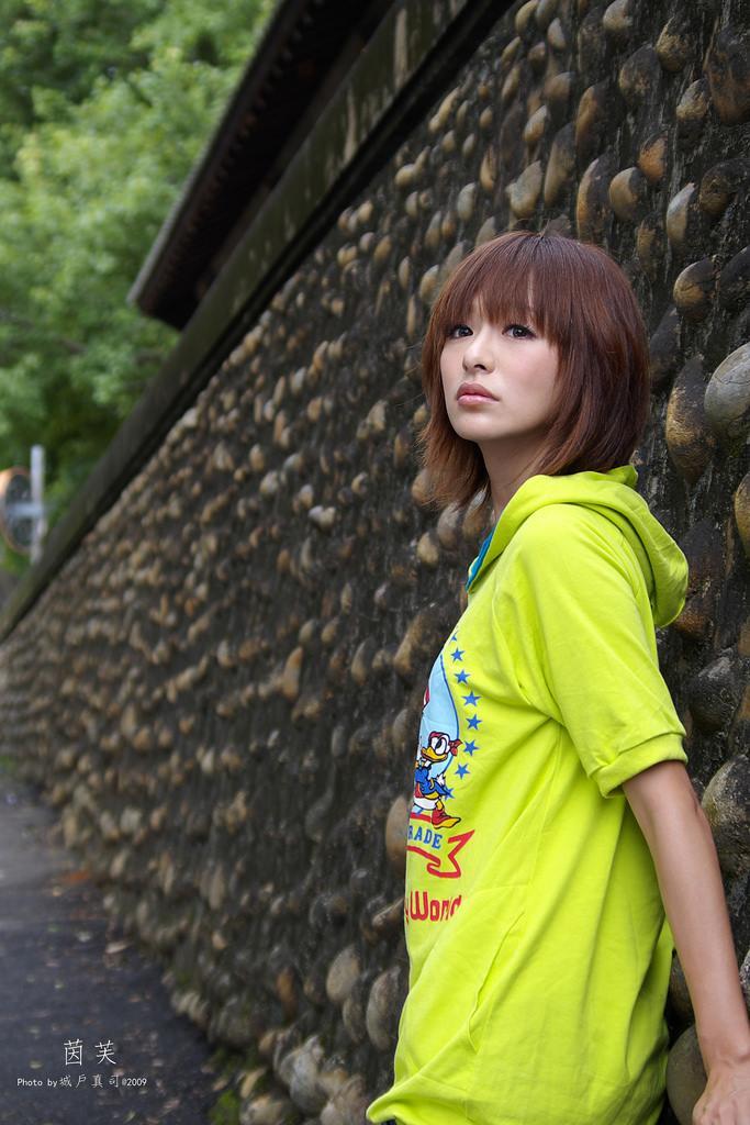 林盈甄 - 網路漂亮麻豆拍電視也好好看、小鐘前女友茵芙