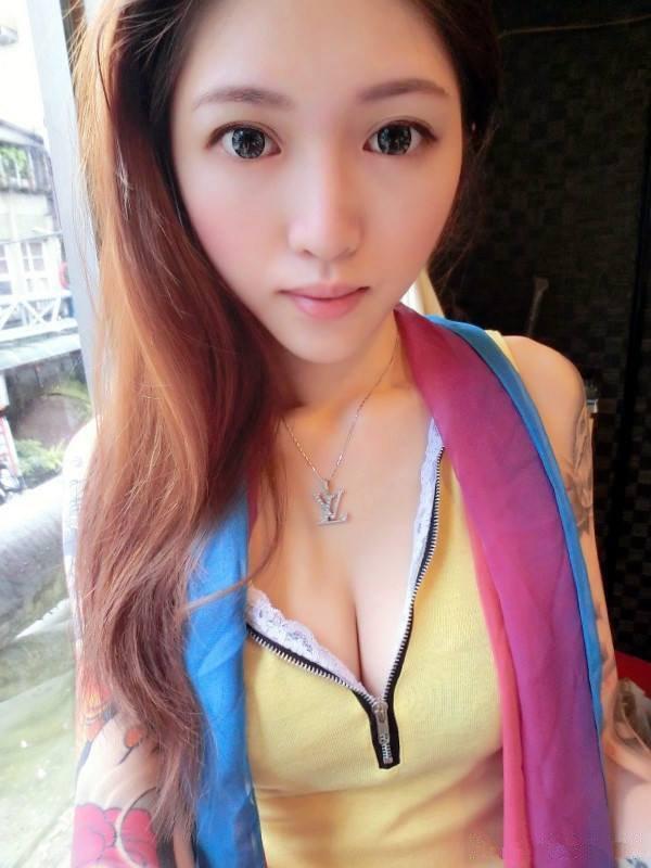 恩琦 - 全台最正點最年輕的女刺青師