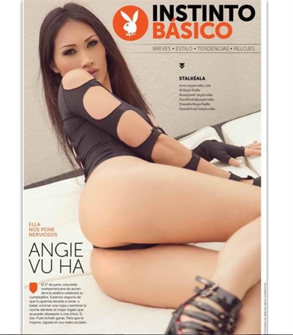 Angie Vu Ha - 越南裔名模亞洲最性感DJ攜女潛逃被逮、坐牢被囚怨美國獄中沒全身鏡沒乳液和指甲油擦簡直酷刑
