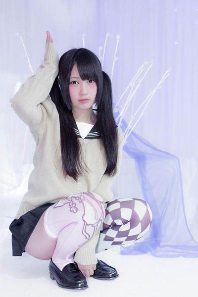 御伽??? - 日本最可愛三次元超爆乳Coser與漫畫家藤島康介結婚有了、話題度最高巨胸乳袋繩女神霸氣美尻誘惑