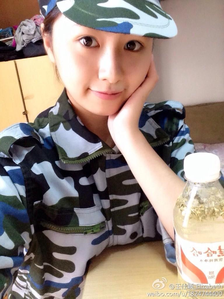 王仕穎 - 上海美女代表、功夫中9歲童星小啞女小黃聖依變高顏值清純大眼正妹飄女神味星爺太有眼光