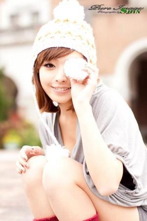 沈俐伶 - 外文系正妹不當秘書賣臭豆腐,當超正老闆娘