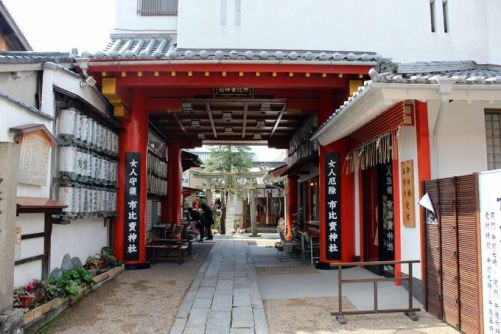 「市比賣神社」の画像検索結果