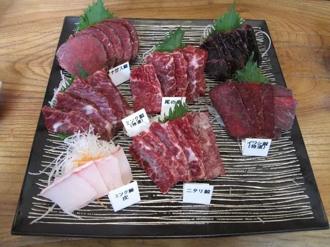 房総和田浦~今話題のクジラ6種類を贅沢&真剣に食べ比べ!! | 千葉県 | LINEトラベルjp 旅行ガイド