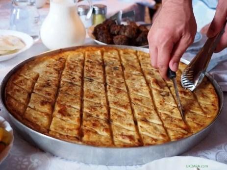 3.トルコの影響が強い伝統料理