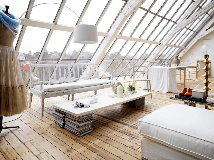 Dream Loft design idea