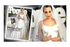 Brangelina - A Wedding We've All Been Waiting For (Angelina Jolie Brad Pitt Wedding)