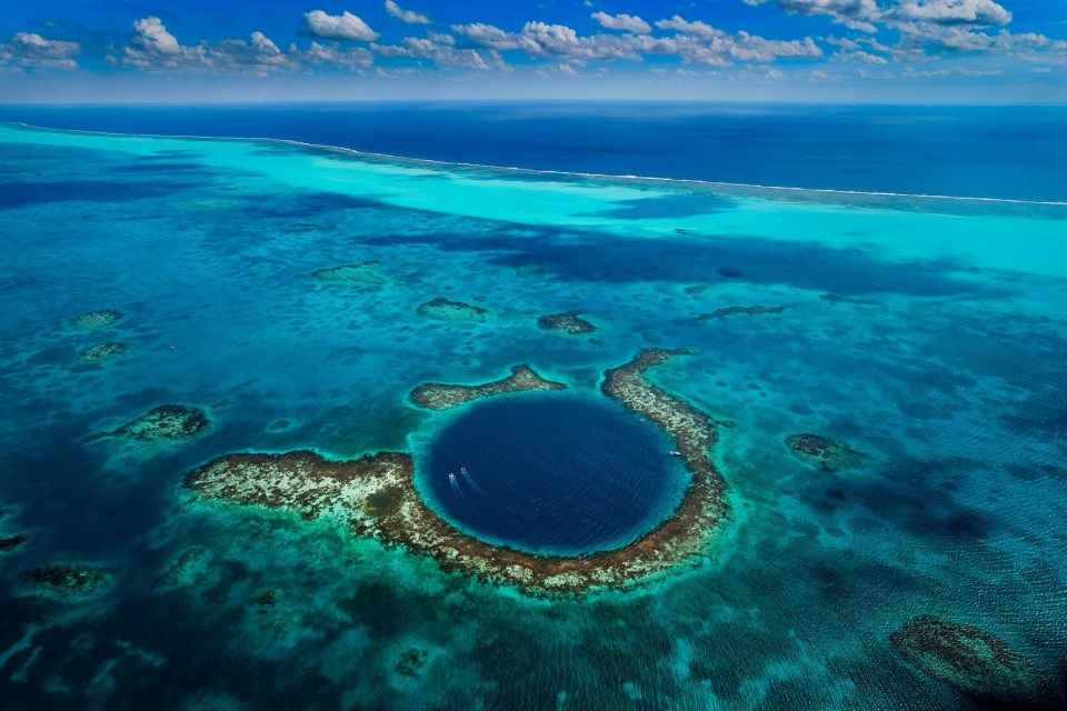 Exciting Places on Earth