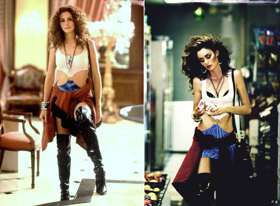 10. Vivian Ward from Pretty Woman