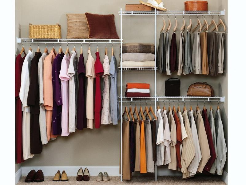 5. Sort by Colors-Styles-Types - 10 Genius Ways to Organize Your Closet