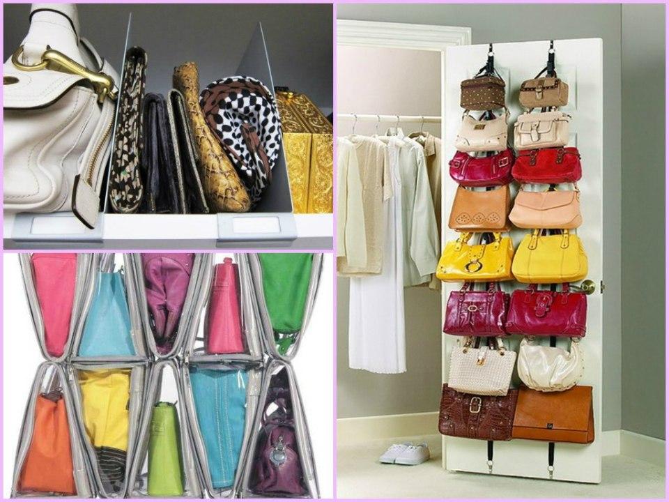 8. Organise Accessories - 10 Genius Ways to Organize Your Closet