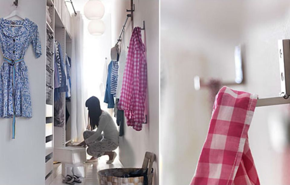 9. Organise Each Space - 10 Genius Ways to Organize Your Closet