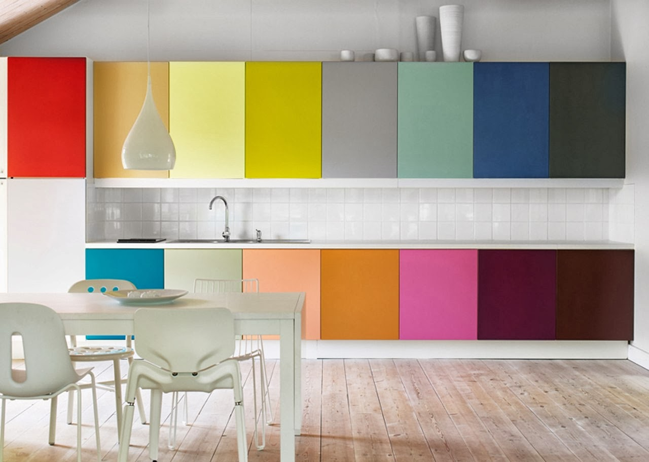 designer kitchen colors fluorescent lights bright in design her beauty