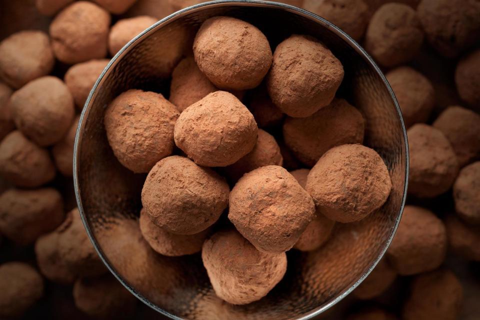 8. Vegan Truffles
