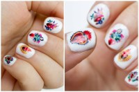 13 Festive Mexican Style Nail Designs | Her Beauty
