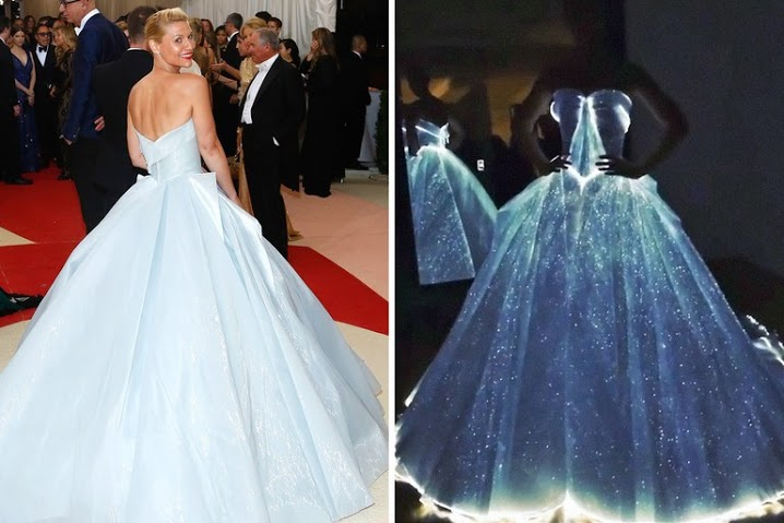 The Magical Light Up Cinderella Dress That Stole The