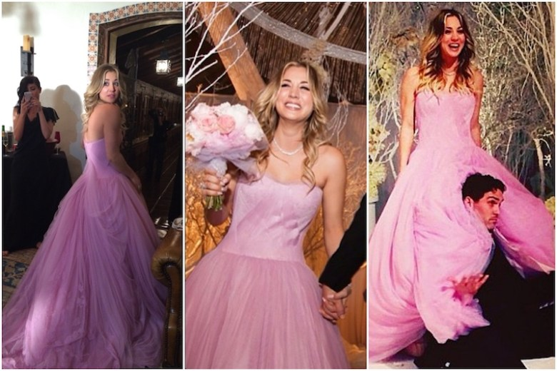 10_Celebrity_Brides_Who_Wore_Non-Traditional_Wedding_Dresses_3