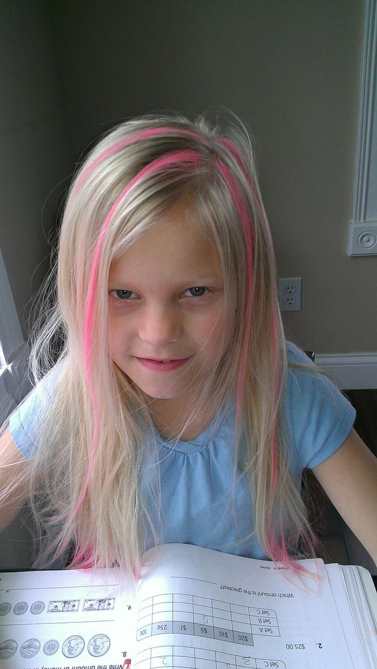 Temporaryhaircolorforkidshomemade Trendy ModsCom Of Hair