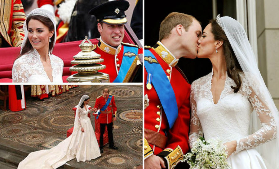 Prince William & Kate Middleton – $34 million | Her Beauty