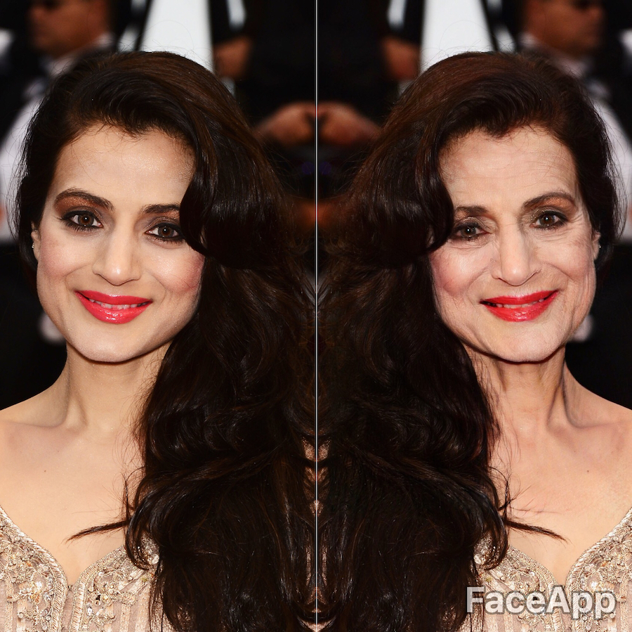 Ameesha Patel | What Bollywood Stars Will Look Like When They Grow Old | Her Beauty