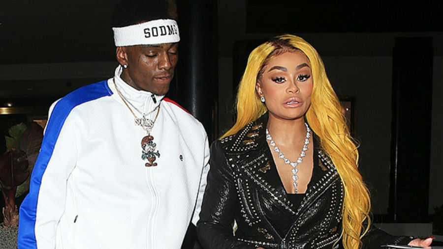 Blac Chyna and Soulja Boy | 7 Surprising Celeb Romances We Were Not Expecting In 2019 | Her Beauty