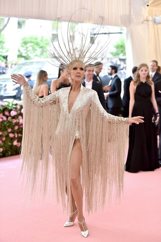 Celine Dion  she has fun with every photoshoot | 10 Reasons Why Celine Dion Is Our New Style Icon | Her Beauty