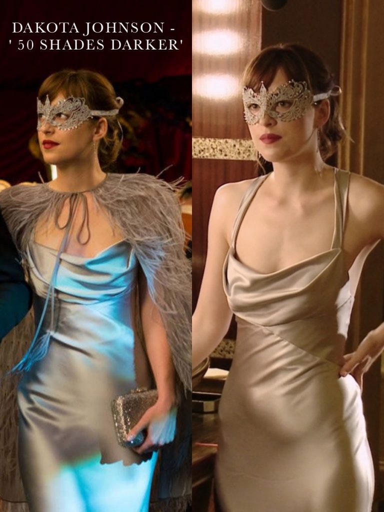 Dakota Johnson – 50 Shades Darker | 15 Iconic Movie Dresses You Wish You Could Wear | HerBeauty