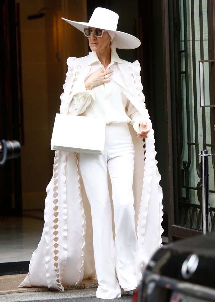 Law Roach-Celine Dion  #2 | 10 Reasons Why Celine Dion Is Our New Style Icon | Her Beauty