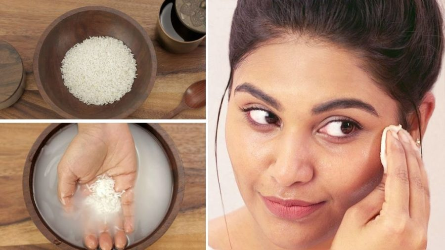 Rice face cleanser for anti-aging | 9 Beauty Rituals From Around The World | Her Beauty