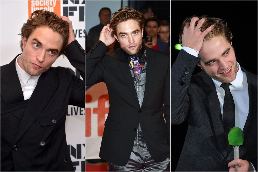 Robert Pattinson | 11 Signature Celebrity Poses You Probably Never Noticed | Her Beauty