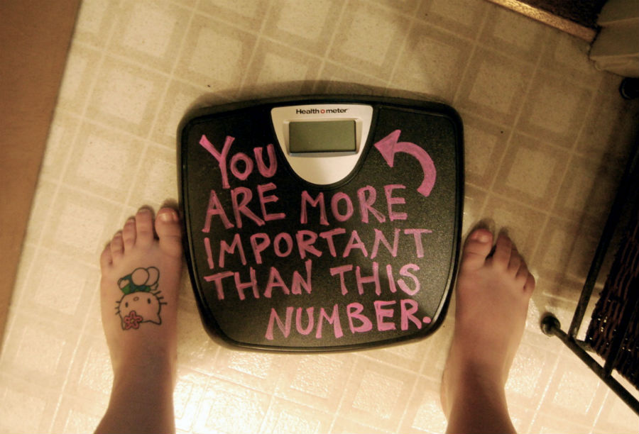 Stop obsessing over the scale | 7 Small Steps To Learn to Love Your Body | Her Beauty