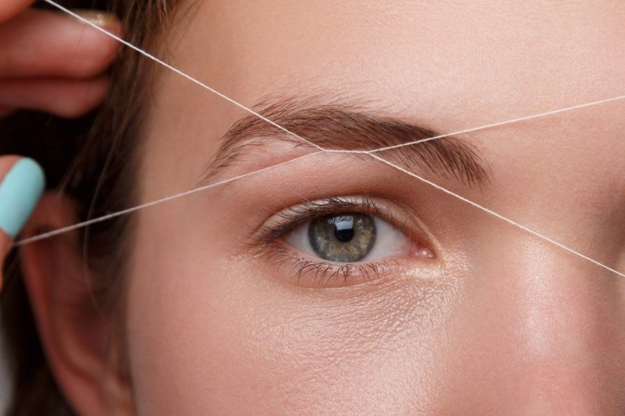 Threading for stunning eyebrows | 9 Beauty Rituals From Around The World | Her Beauty