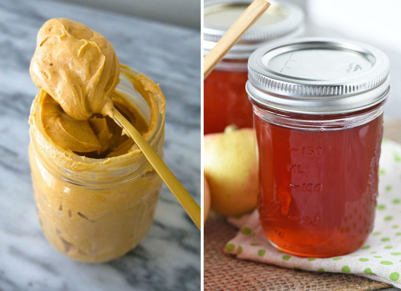 Peanut Butter and Jelly | 10 Things You Should Always Have In Your Fridge | Her Beauty